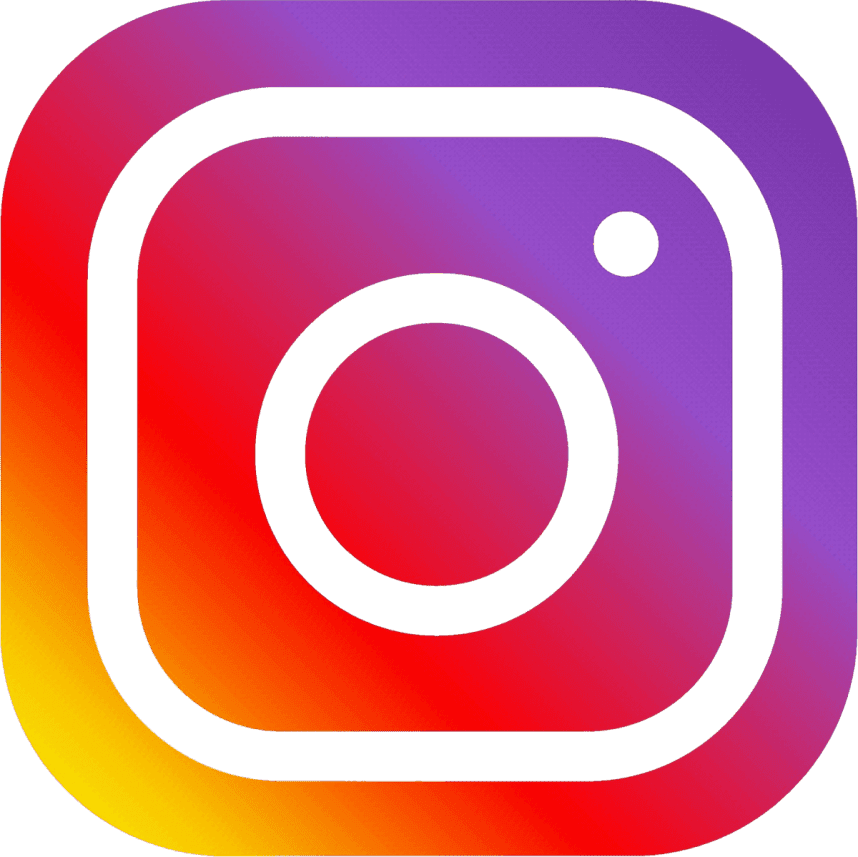 New Instagram Logo Png Transparent Light 858x857
