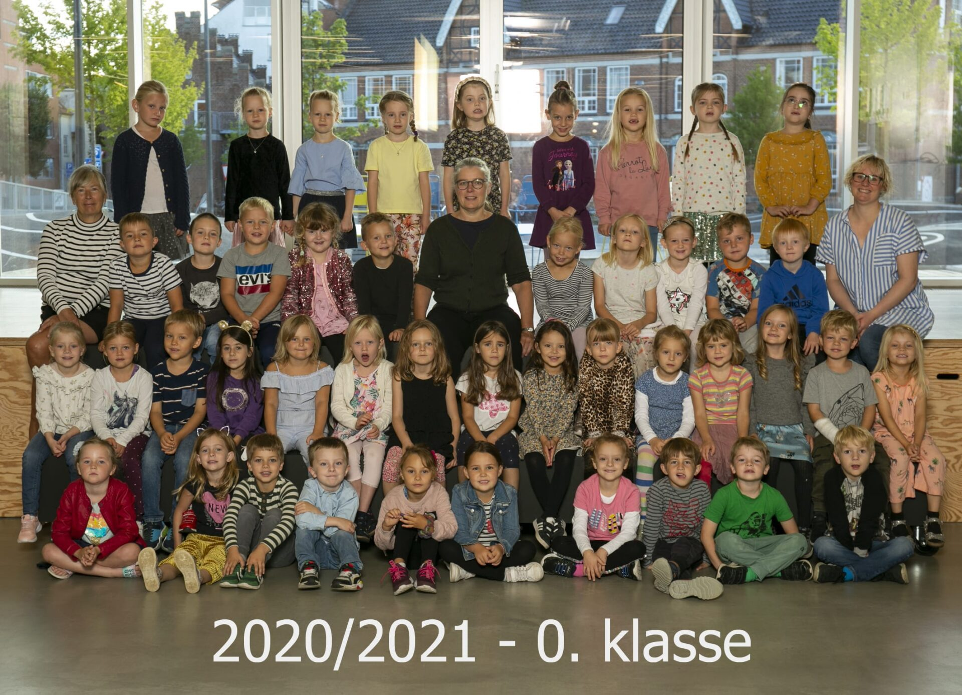 SK10 0. Klasse