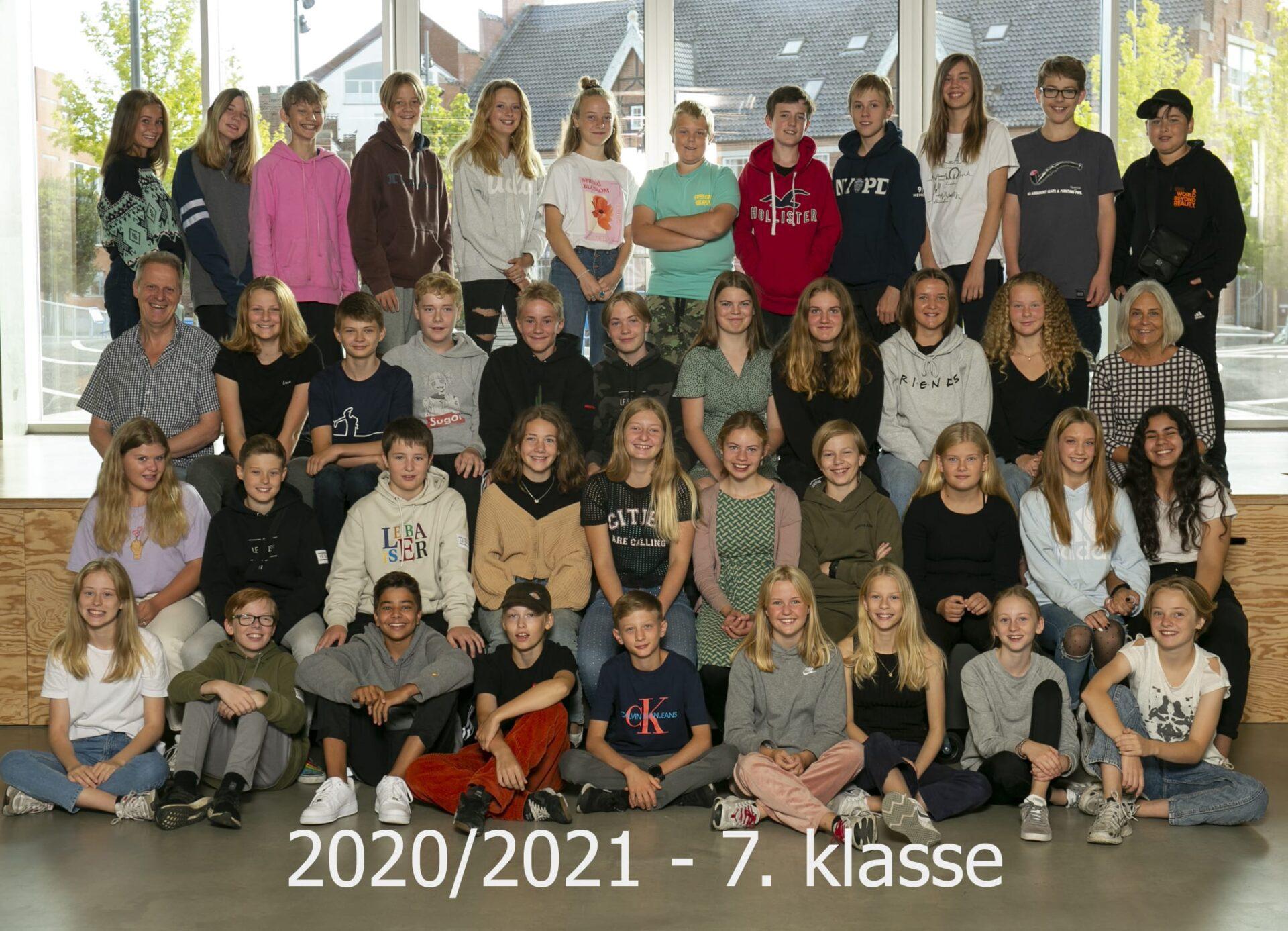 SK10 7. Klasse