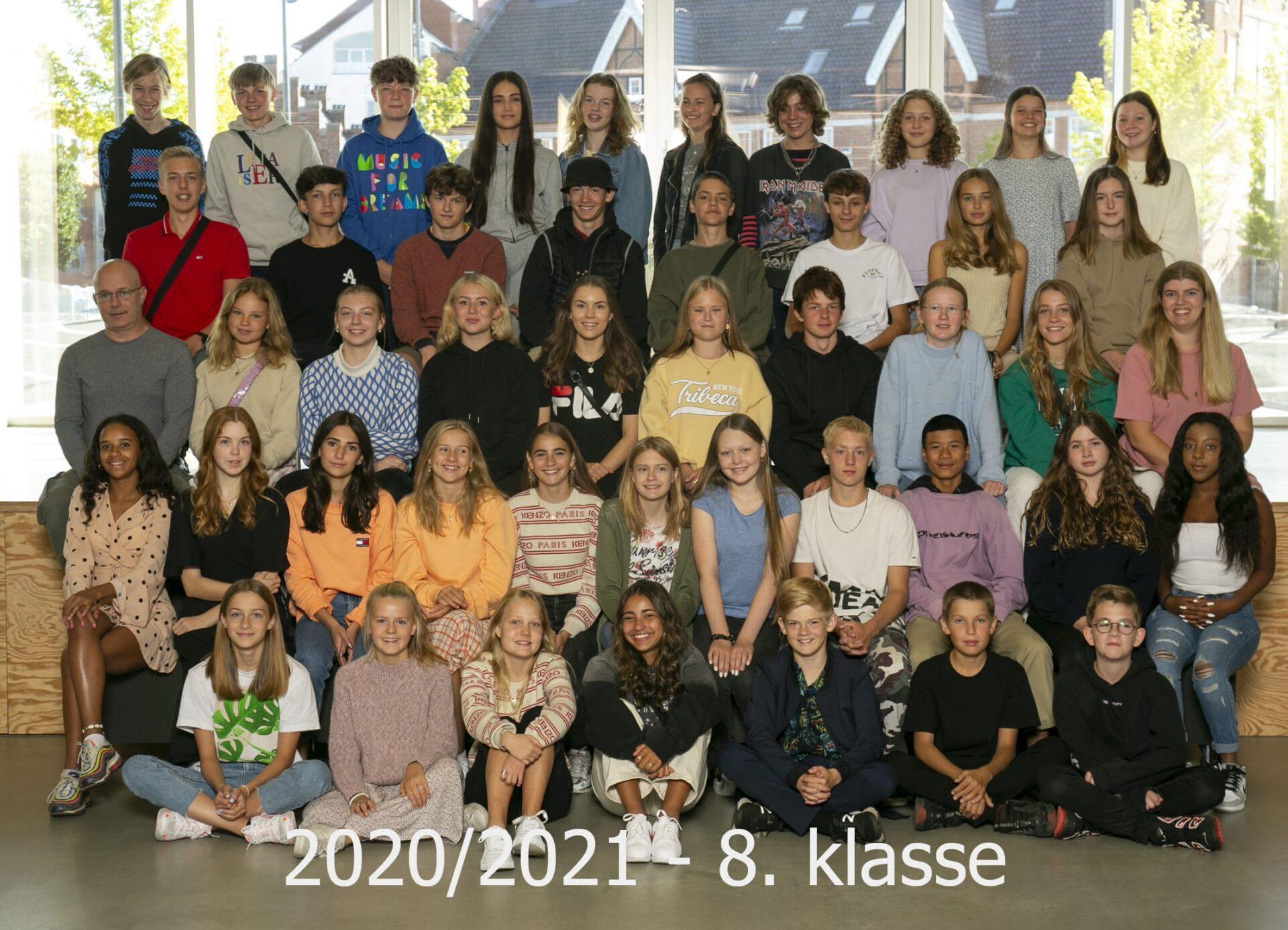 SK10 8. Klasse
