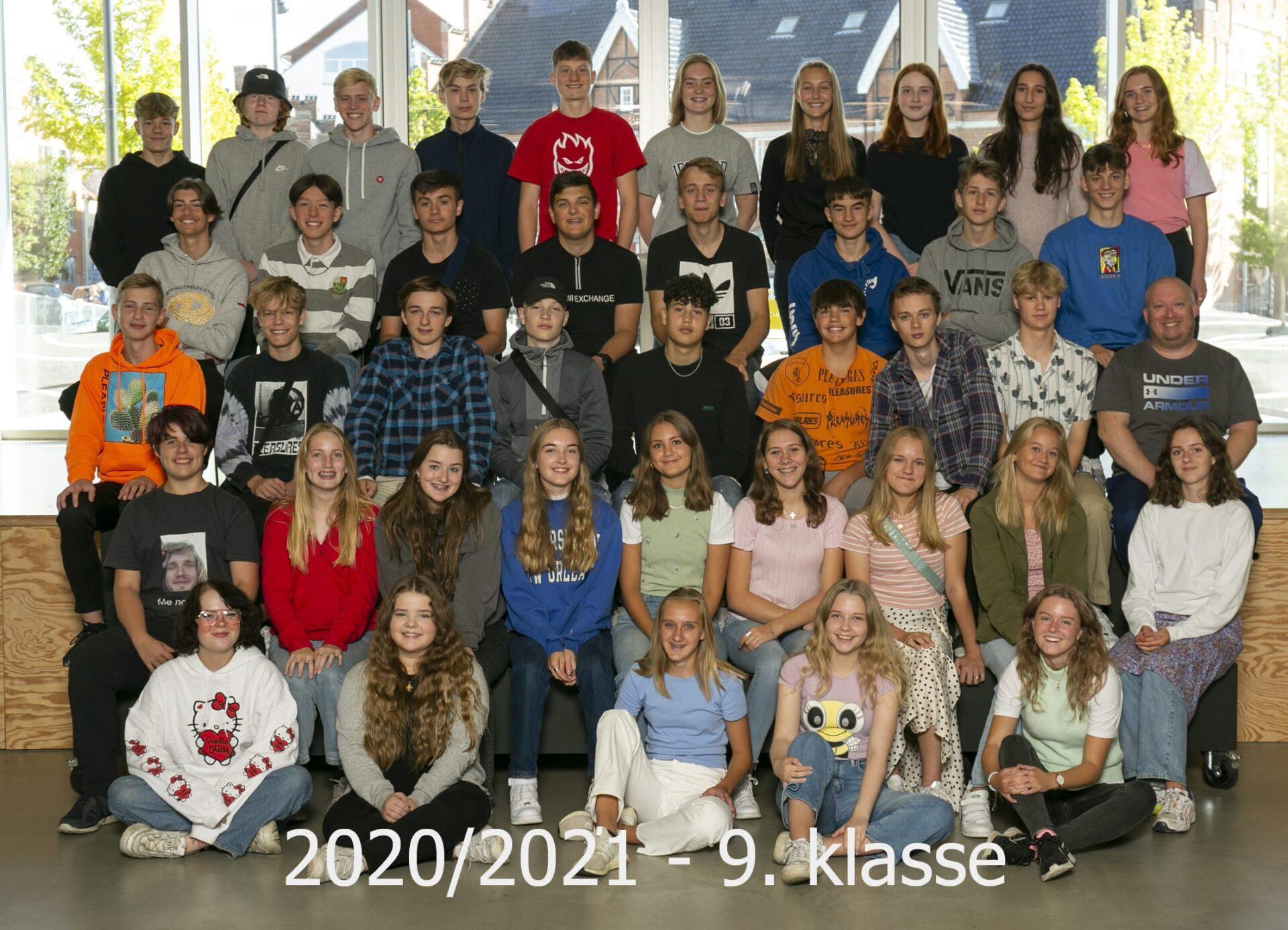 SK10 9. Klasse