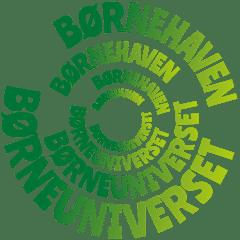 Logo Børneuniverset