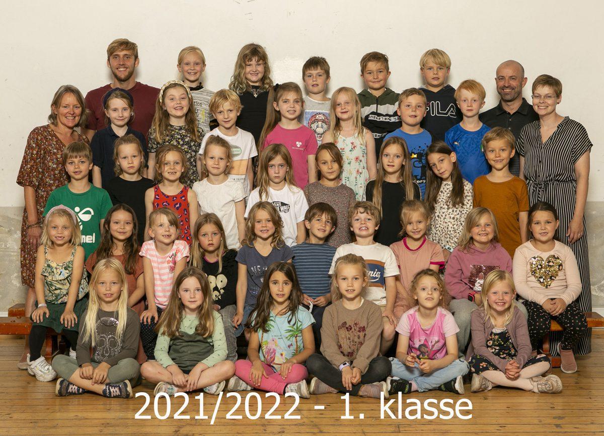 2021/2022 1. klasse