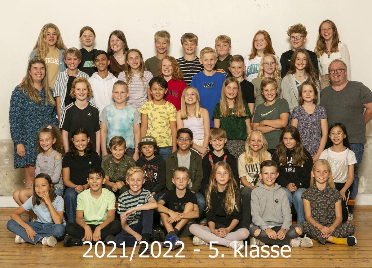 2021/2022 5. klasse