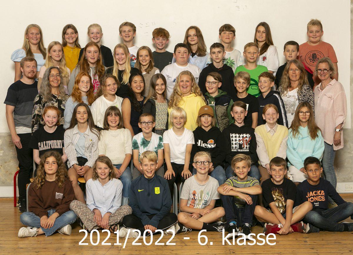 2021/2022 6. klasse