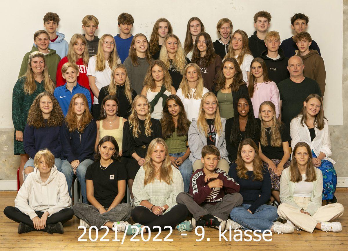 2021/2022 9. klasse
